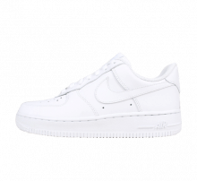 official photos ef771 48c5d Nike Women s Air Force 1  07 White White