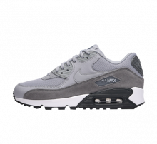 Nike Women's Air Max 90 Cool Grey/Anthracite-White