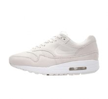 uk availability 5dfb4 7ef67 Nike Women s Air Max 1 Premium Summit White Summit White