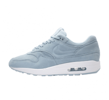 quality design 7f9be 44c4a Nike Women s Air Max 1 Premium LT Armory Blue