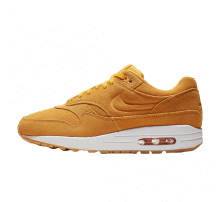 sale retailer 4f120 dfd23 Nike Women s Air Max 1 Premium University Gold