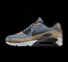 Nike Air Max 90 Premium Cool Grey/Deep Pewter-Mushroom