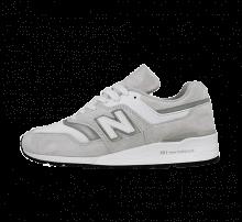 New Balance M997 LBG Velcro White/Grey