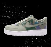 Nike Air Force 1 '07 LV8 Dark Stucco/Dark Raisin