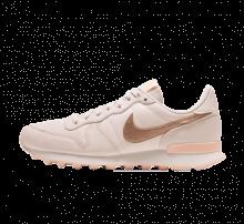 Nike Women's Internationalist Premium Light Soft Pink/Metallic Red Bronze