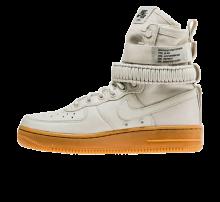 Nike Women's SF Air Force 1 Light Bone/Gum