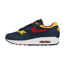 Nike Air Max 1 Premium Navy/Gym Red-Vivid Sulfur