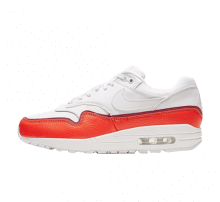 online store 1db84 096fd Nike Women s Air Max 1 SE White Team Orange-True Berry