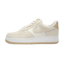 Nike Women's Air Force 1 '07 Premium Pale Ivory/Summit White
