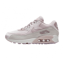 Nike Women's Air Max 90 LX Particle Rose/Vast Grey