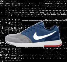 Nike Air Vibenna SE Gunsmoke/Vast Grey-Navy