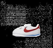 Nike Cortez Basic SL TD White/Varsity Red