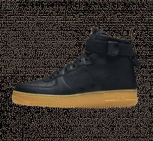 Nike SF Air Force 1 Mid Black/Gum