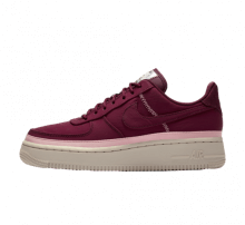 Nike Women's Air Force 1 SE Night Maroon/Coral Dust