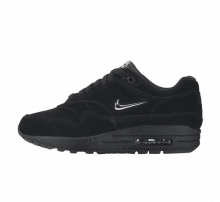 Nike Women's Air Max 1 Premium SC Jewel Black/Metallic Silver/Wolf Grey
