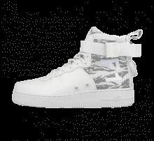 Nike SF Air Force 1 Mid Premium White/White