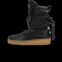 Nike Women's SF Air Force 1 Hi Black/Gum