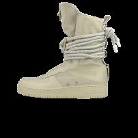 Nike Women's SF Air Force 1 Hi Rattan/White