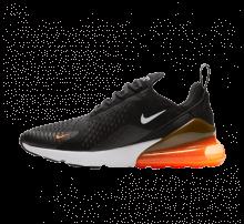 Nike Air Max 270 Black/White-Total Orange