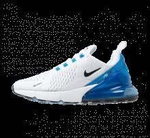 Nike Air Max 270 White/Black-Photo Blue