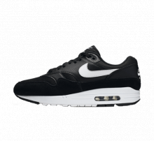 reputable site ca75c bbd47 Nike Air Max 1 BlackWhite