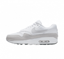 81748011b5 Nike Air Max 1 White/Pure Platinum-Cool Grey