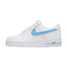 Nike Air Force 1 '07 3 White/University Blue