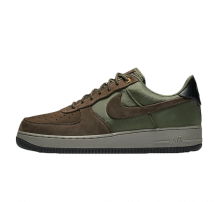 Nike Air Force 1 '07 Premier Baroque Brown/Army-Olive Medium Olive