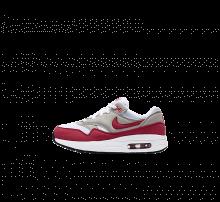 Nike Air Max 1 QS (ps) White/University Red-Neutral Grey-Black
