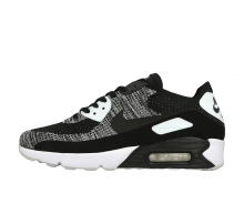 Nike Air Max 90 Ultra 2.0 Flyknit Black/Black-White