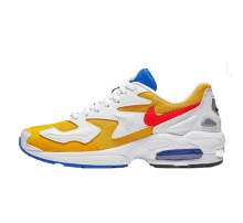 Nike Air Max2 Light University Gold/Flash Crimson/Racer Blue