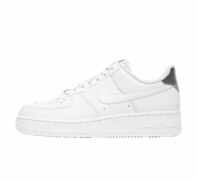 big sale 6883a 017e5 Nike Women s Air Force 1  07 Essential Platinum Tint White