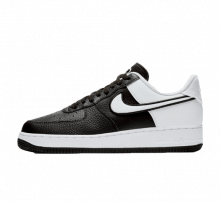 new concept 153fe f5f5c Nike Air Force 1  07 LV8 1 Black White