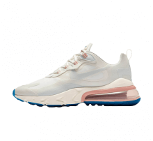 Nike Air Max 270 React Summit White/Ghost Aqua