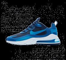 Nike Air Max 270 React Blue Void/Photo Blue