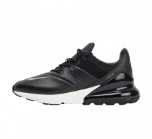 Nike Air Max 270 Premium Black/Light Carbon Sail/Metallic Cool Grey