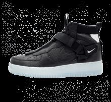 Nike Air Force 1 Utility Mid Black/Half Blue-White
