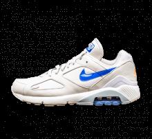 Nike Air Max 180 Desert Sand/Racer Blue-Total Orange