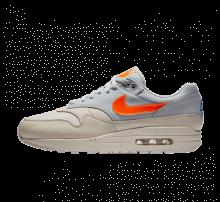 Nike Air Max 1 Desert Sand/Total Orange-Wolf Grey