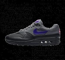 Nike Air Max 1 Dark Grey/Fierce Purple-Black