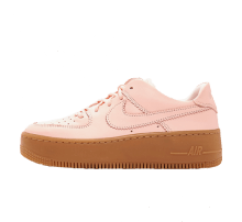 huge selection of 0203c 1bb6b Nike Women s Air Force 1 Sage Low LX Pink Gum