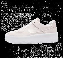 Nike Women's Air Force 1 Sage Low LX Phantom/White