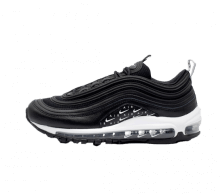 Nike Women's Air Max 97 LX Black/White/White