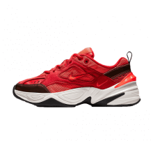 Nike Women's M2K Tekno University Red/Bright Crimson-Phantom