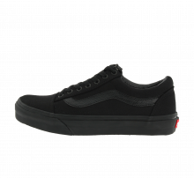 Vans Old Skool Suede Black/Black/Black