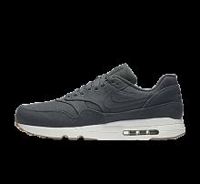 Nike Air Max 1 Ultra 2.0 Textile - Dark Grey / Dark Grey-Anthracite-Sail