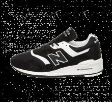 New Balance M997BBK Black/White