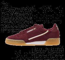 Adidas Continental 80 Maroon/Footwear White