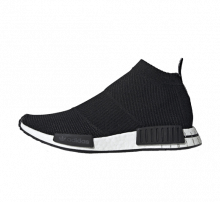 Adidas NMD City Sock 1 Primeknit Black/White