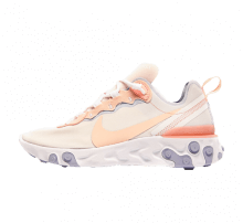 Nike Women's React Element 55 Pale Pink/Washed Coral